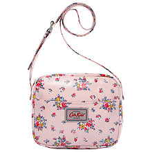 Buy Cath Kidston Children's Rosebud Cross Body Handbag, Pink/Multi Online at johnlewis.com