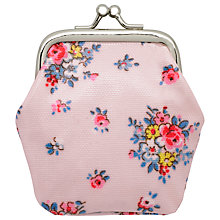 Buy Cath Kidston Children's Rosebud Mini Clasp Purse, Pink/Multi Online at johnlewis.com