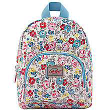 Buy Cath Kidston Children's Walton Rose Mini Rucksack, Multi Online at johnlewis.com