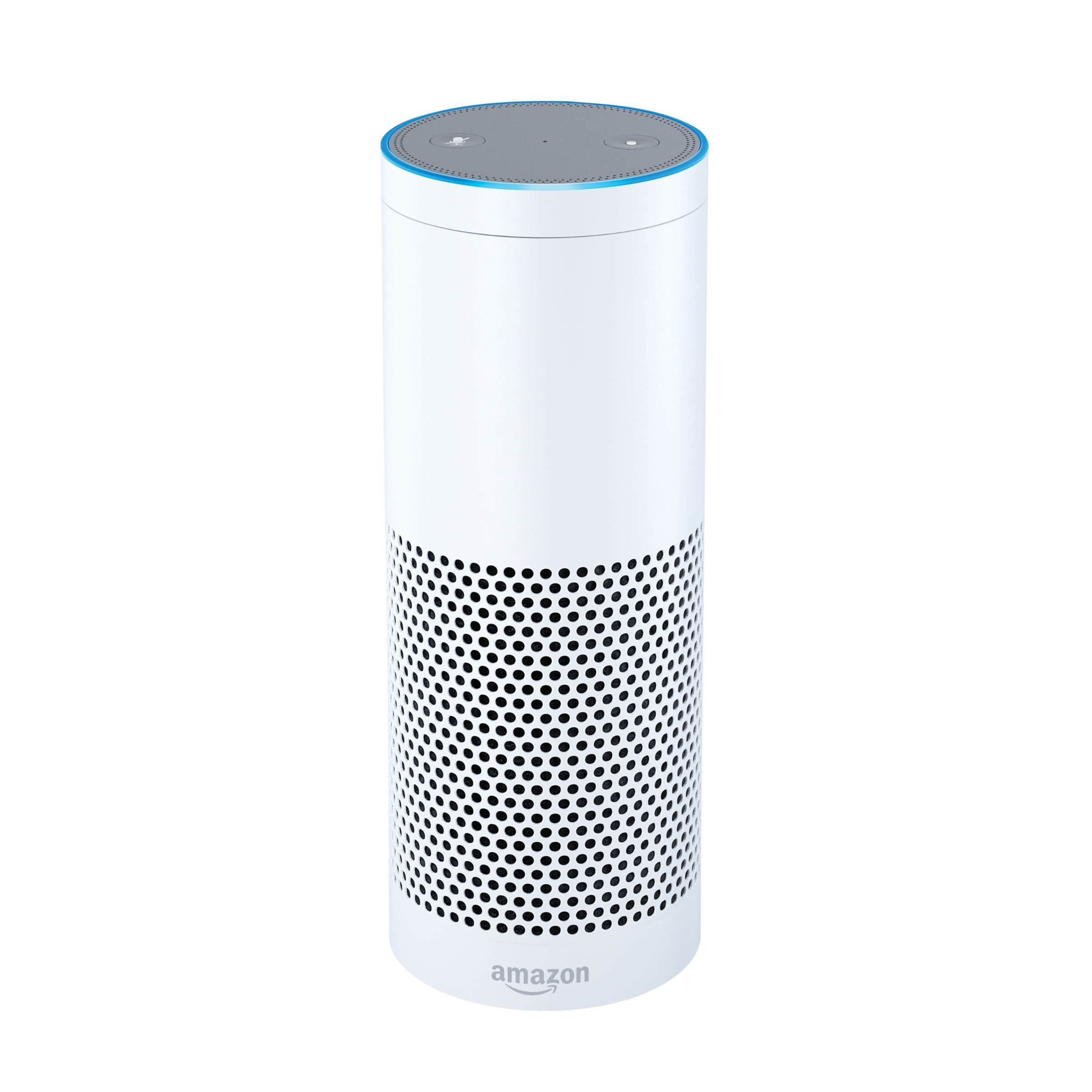 Amazon Amazon Echo Smart Speaker with Voice Recognition & Control