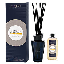 Buy Esteban Amber & Starry Vanilla Diffuser, 150ml Online at johnlewis.com