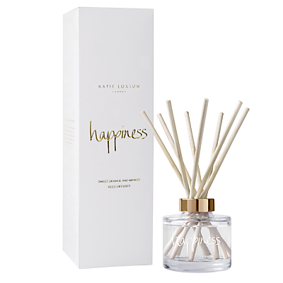 Image of Katie Loxton 'Happiness' Peach and Apple Diffuser, 160ml