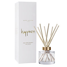Buy Katie Loxton 'Happiness' Peach and Apple Diffuser, 160ml Online at johnlewis.com