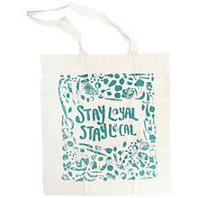 Buy Jane Katherine Houghton Stay Local Tote Bag Online at johnlewis.com