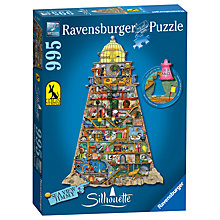 Buy Ravensburger Lighthouse Jigsaw Puzzle, 995 pieces Online at johnlewis.com