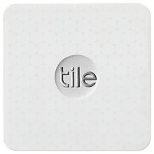 Buy Tile Slim, Phone Finder, Key Finder, Item Finder, 4 Pack Online at johnlewis.com