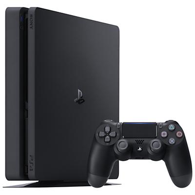 New Sony PlayStation 4 Slim Console, 1TB