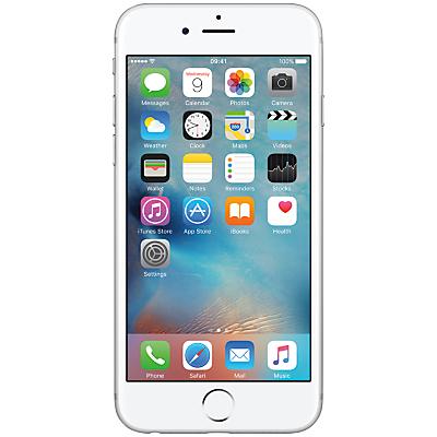 Apple iPhone 6s, iOS, 4.7, 4G LTE, SIM Free, 32GB