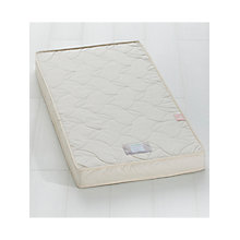 Buy The Little Green Sheep Natural Twist Cotbed Mattress Online at johnlewis.com