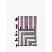 Buy John Lewis Dakara Textured Throw Online at johnlewis.com