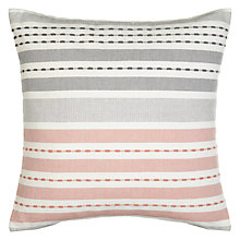 Buy John Lewis Cove Stripe Cushion Online at johnlewis.com