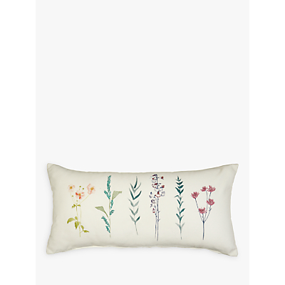 John Lewis Relaxed Country Longstock Cushion