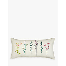 Buy John Lewis Relaxed Country Longstock Cushion Online at johnlewis.com