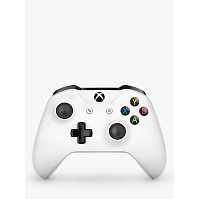 Microsft Xbox One S Wireless Controller White