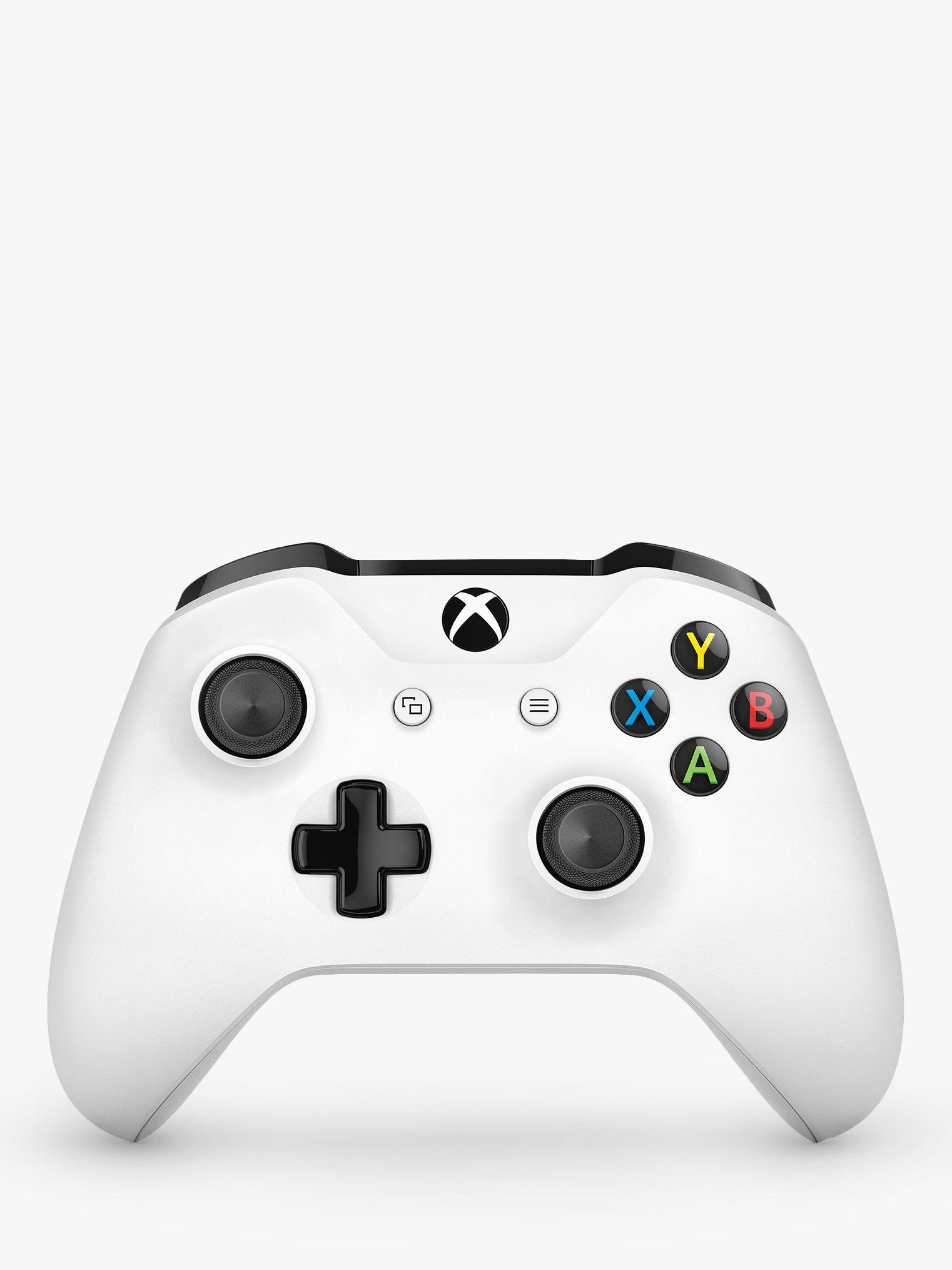 Microsoft Microsft Xbox One S Wireless Controller, White