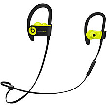 Buy PowerBeats 3 by Dr. Dre™ Wireless In-Ear Sport Headphones with Mic/Remote Online at johnlewis.com
