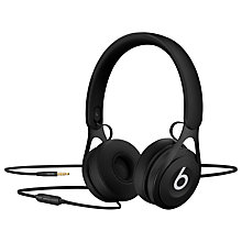 Buy Beats™ by Dr. Dre™ EP On-Ear Headphones with Mic/Remote, iOS Compatible Online at johnlewis.com