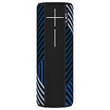 Buy UE BOOM 2 by Ultimate Ears Bluetooth Waterproof Portable Speaker, Serendipity, Limited Edition Online at johnlewis.com