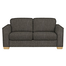 Buy John Lewis Cooper 3 Seater Sofa, Light Leg, Ffion Charcoal Online at johnlewis.com