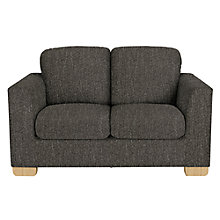 Buy John Lewis Cooper Small 2 Seater Sofa, Light Leg, Ffion Charcoal Online at johnlewis.com