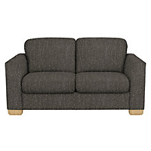 Buy John Lewis Cooper 2 Seater Sofa, Light Leg, Ffion Charcoal Online at johnlewis.com