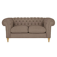 Buy John Lewis Cromwell Chesterfield Small 2 Seater Sofa Online at johnlewis.com