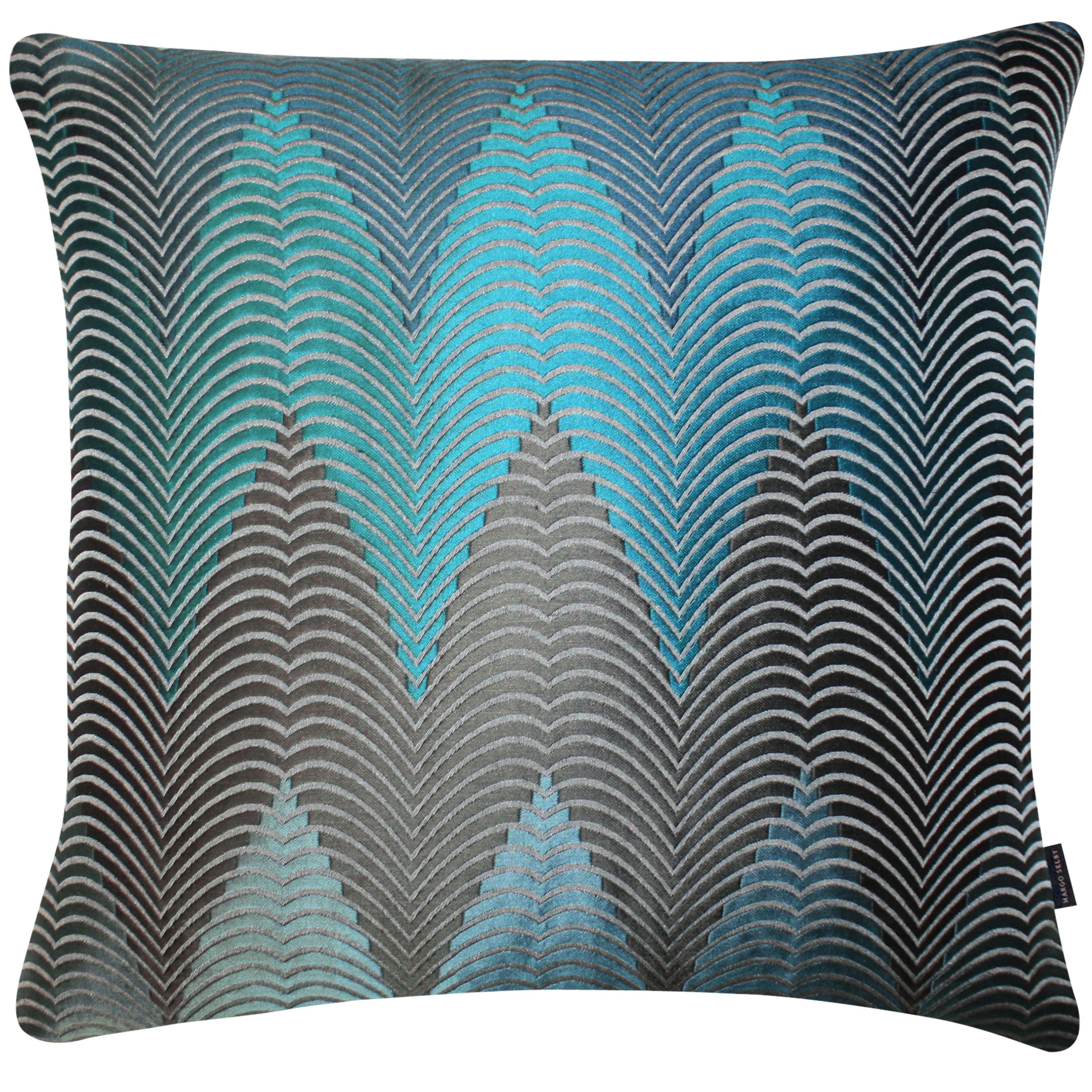 Margo Selby for John Lewis Margo Selby for John Lewis Mora Cushion, Multi