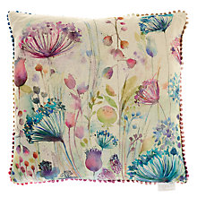 Buy Voyage Fauna Cushion, Multi Online at johnlewis.com