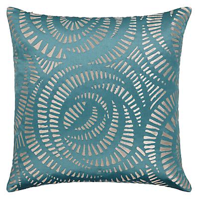 Harlequin Fractal Cushion