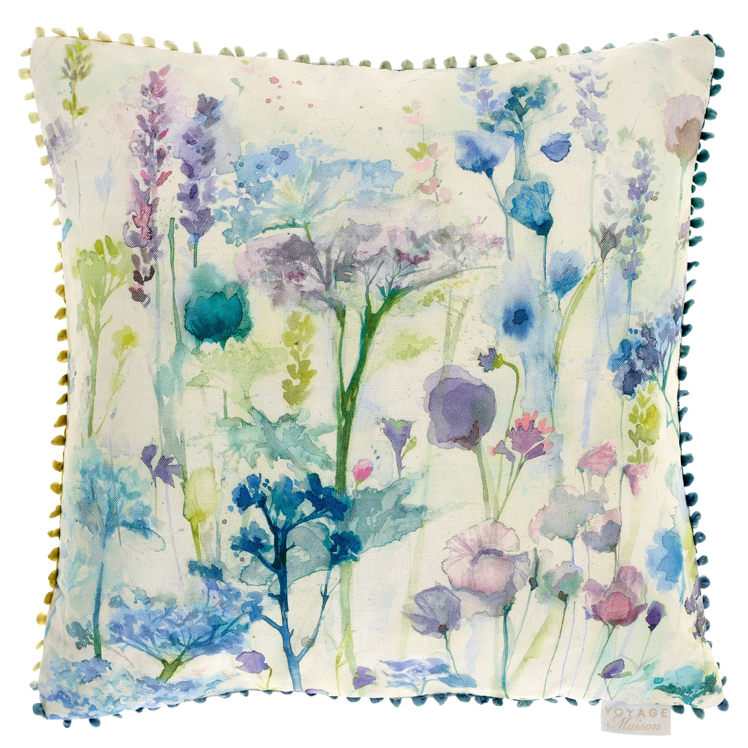Voyage Voyage Cornfield Cushion, Multi