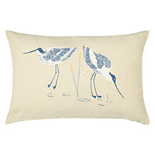 Buy John Lewis Avocet Birds Cushion Online at johnlewis.com