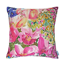 Buy bluebellgray Juliette Cushion, Multi Online at johnlewis.com
