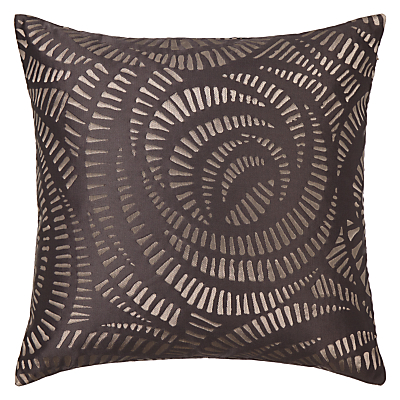 Harlequin Fractal Cushion