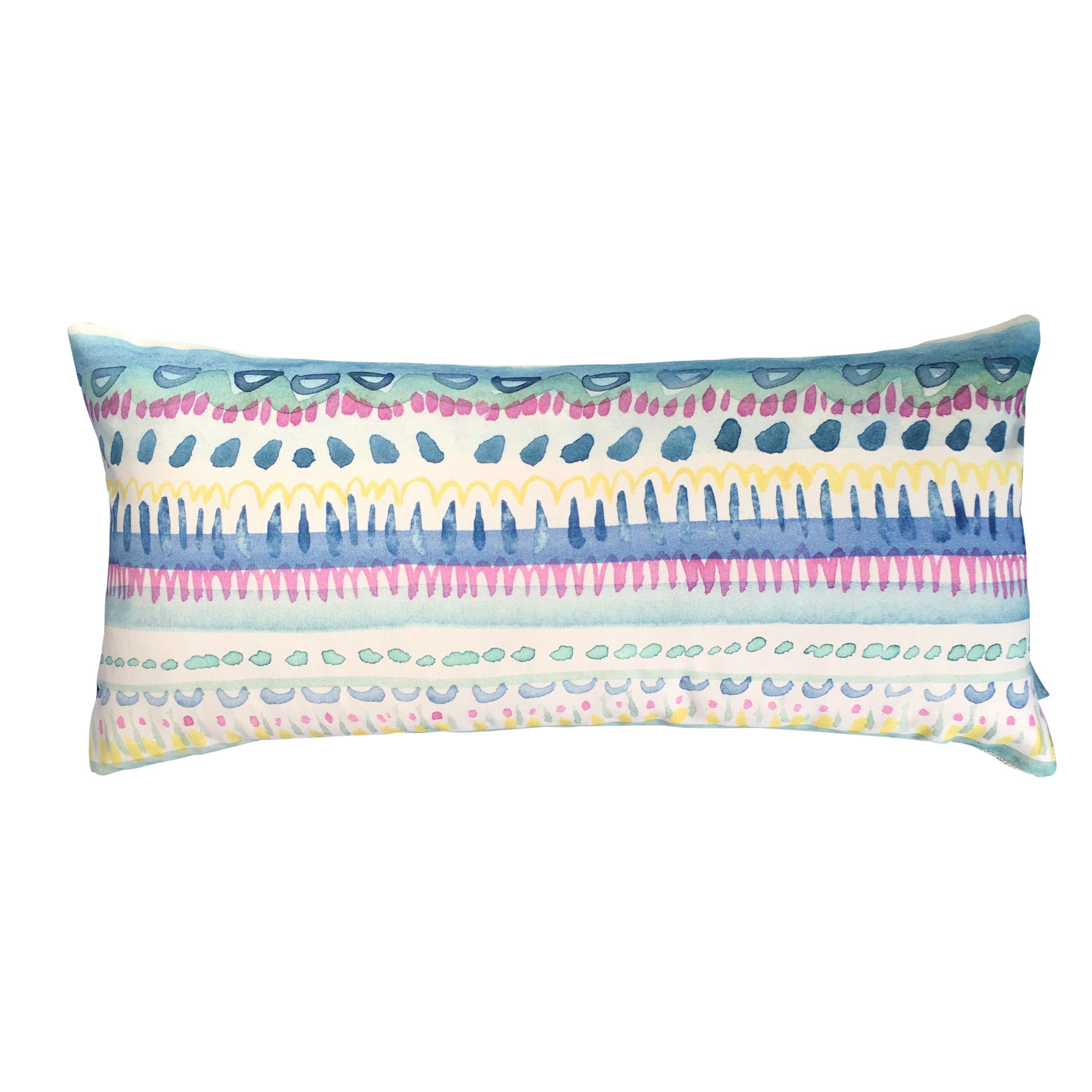 bluebellgray bluebellgray Nina Cushion, Multi