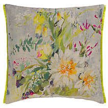 Buy Designers Guild Corneille Cushion, Moss Online at johnlewis.com
