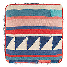 Buy John Lewis Dakara Floor Cushion Online at johnlewis.com