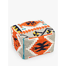 Buy John Lewis Dakara Pouffe, Multi Online at johnlewis.com