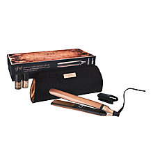Buy ghd Platinum® Limited Edition Hair Styler Nails Inc Gift Set, Copper Luxe Online at johnlewis.com