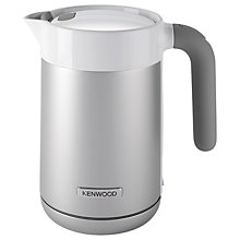 Buy Kenwood ZJM400TT K-Sense Kettle, Silver Online at johnlewis.com