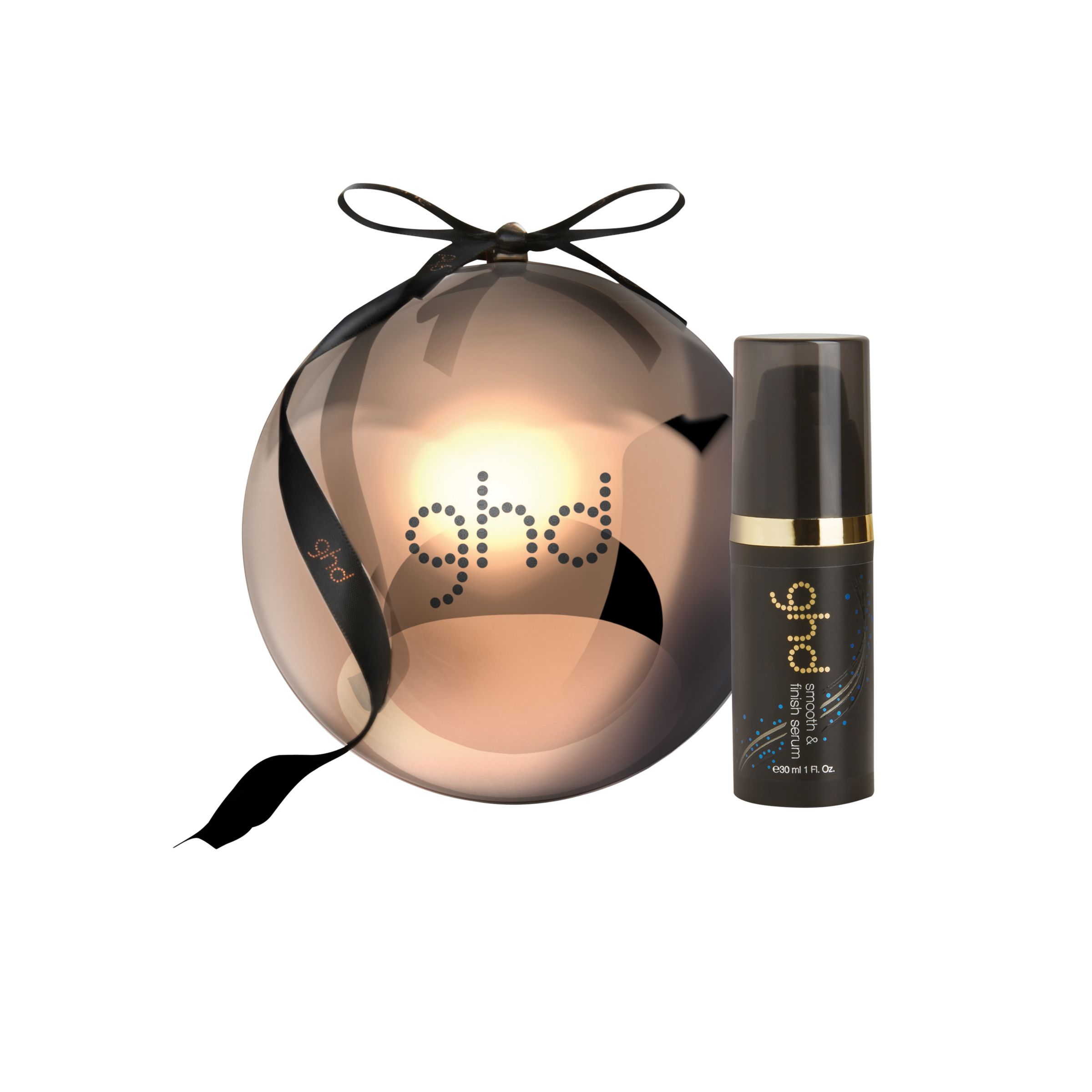 GHD ghd Sooth and Finish Serum Limited Edition Bauble