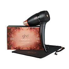 Buy ghd Flight® Limited Edition Hair Dryer, Copper Luxe Online at johnlewis.com