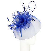 Buy John Lewis Crin Diamante Fascinator Online at johnlewis.com