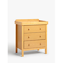 Buy John Lewis Alex Dresser, Natural Online at johnlewis.com