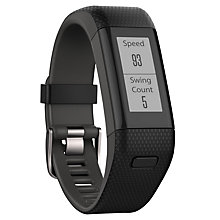 Buy Garmin Approach X40 Golf GPS Band, Black Online at johnlewis.com