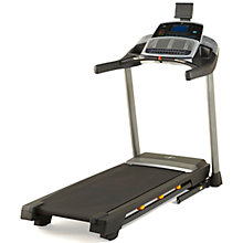 Buy NordicTrack T10.0 Treadmill, Grey/Black Online at johnlewis.com