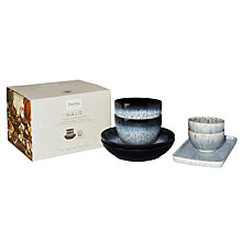 Buy Denby Halo Takeaway Set, 7 Pieces Online at johnlewis.com