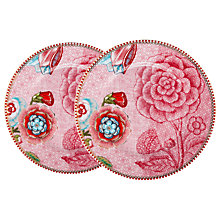 Buy PiP Studio Spring To Life 17cm Plate, Set of 2 Online at johnlewis.com