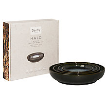 Buy Denby Halo Nesting Bowl Set, 4 Pieces Online at johnlewis.com