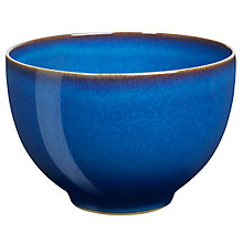 Buy Denby Imperial Blue Deep Noodle Bowl Online at johnlewis.com