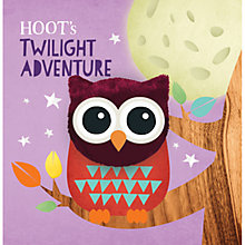 Buy Hoot's Twilight Adventure Online at johnlewis.com